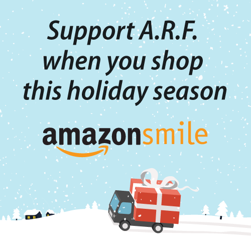 Support A.R.F. while you shop - Amazon Smile