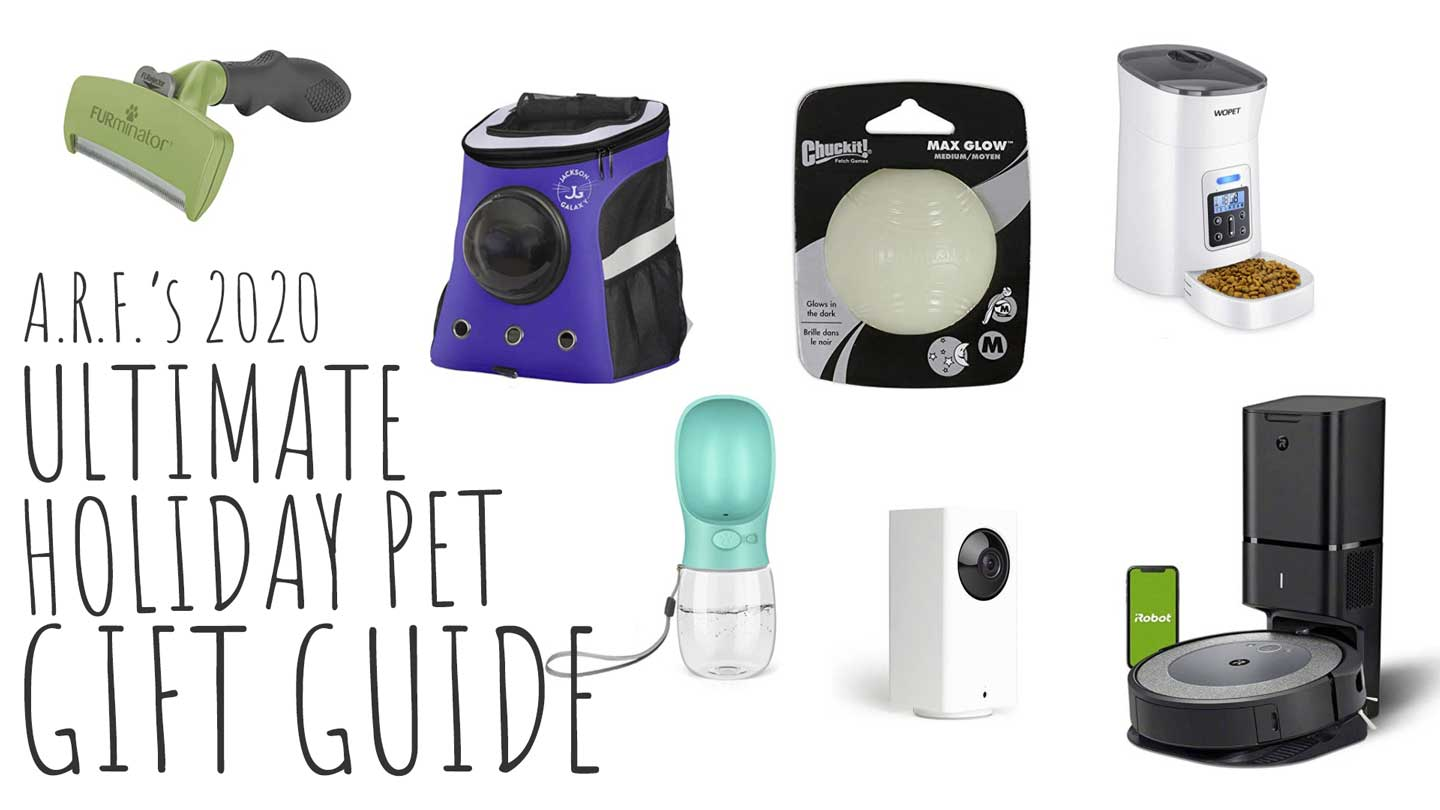 Adopt a Pet Holiday Gift Guide