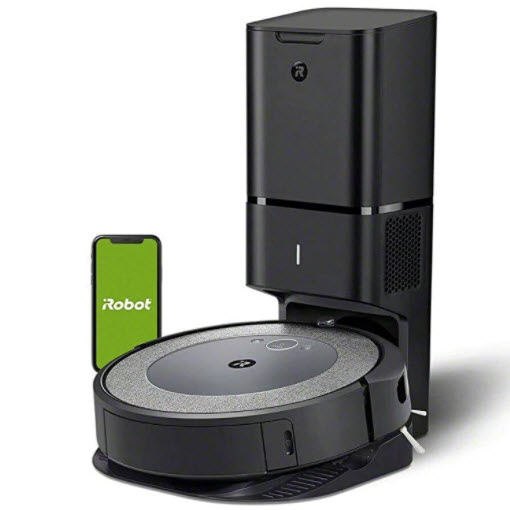 Roomba i3 to keep your floors clean of kitten fur