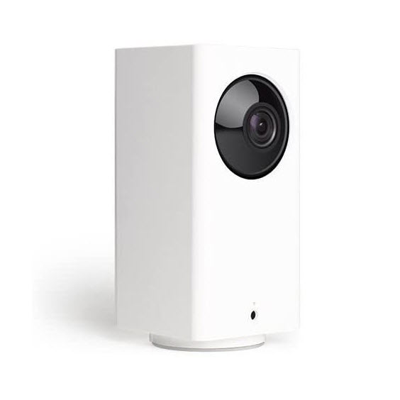 Wyze Webcam for spying on your pets while you are at work